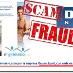 Fraude Dymatize por MASmusculo