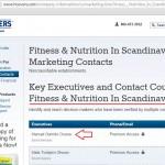 Fitness & Nutrition In Scandinavia AB nueva empresa tapadera de Masmusculo
