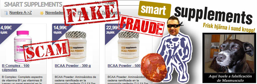 smart supplements fraude